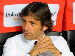 Бывший тренер «Милана» сделал предложение телеведущей в прямом эфире