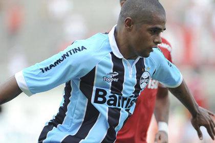 Веллитон забил первый гол за бразильский клуб