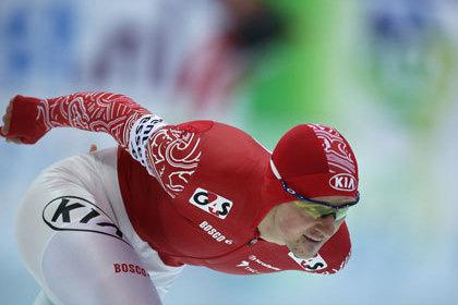 Российский конькобежец стал чемпионом мира