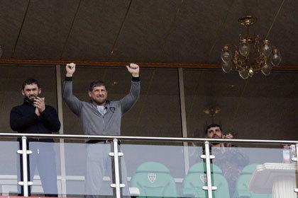 Кадыров опроверг информацию о бойкоте матча с «Зенитом»
