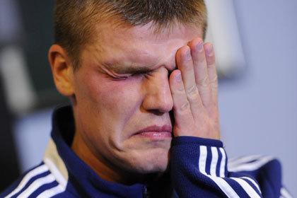 Денисов пообещал «умереть» в матче сборной России