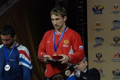 Российский борец стал серебряным призером чемпионата Европы