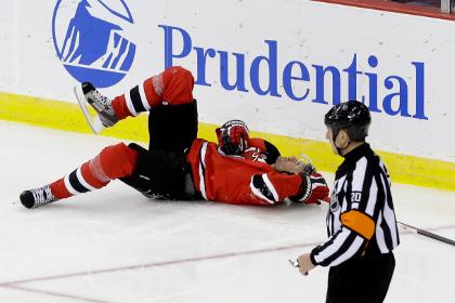 Ковальчук получил травму в матче НХЛ