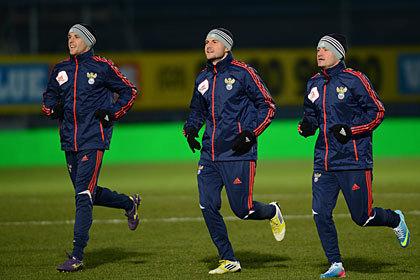 Арбитр отказался отменять матч сборной России