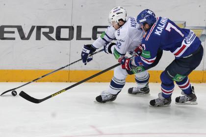 «Динамо» выиграло первый матч полуфинальной серии