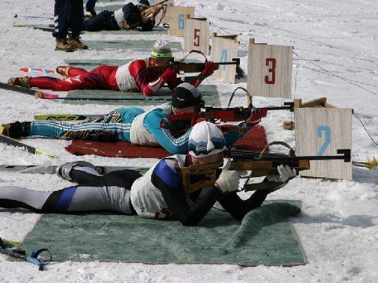 Сборная Новосибирской области победила в женской эстафете на чемпионате России