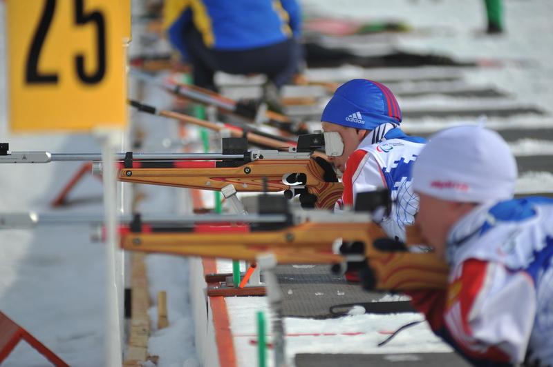 Сборная Башкортостана победила в мужской эстафете на чемпионате России