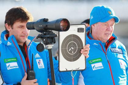 Тренерам российских биатлонисток поставили «двойки»