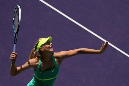 Шарапова вышла в финал турнира в Майами