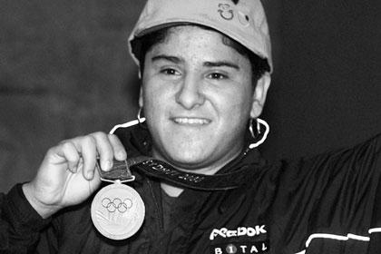 Первая олимпийская чемпионка Мексики умерла в 35 лет