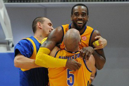 «Химки» проиграли в Топ-16 баскетбольной Евролиги