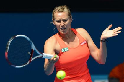 Россиянка поднялась на 30 позиций в теннисном рейтинге