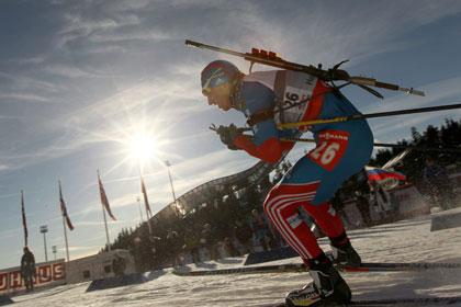 Назван состав сборной России по биатлону на этап Кубка мира в Сочи