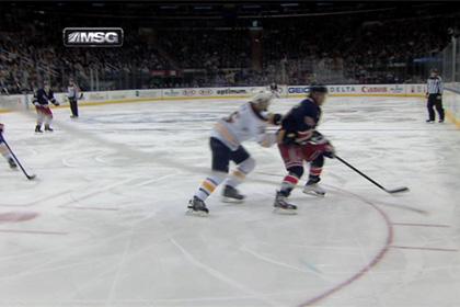 Игрока клуба НХЛ дисквалифицировали на пять матчей