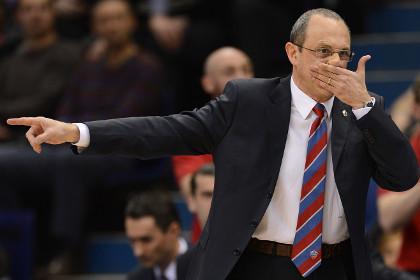 Баскетболисты ЦСКА одержали победу в матче Евролиги