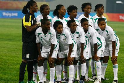 ФИФА вступилась за нигерийских лесбиянок