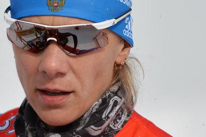 Ольга Зайцева выиграла серебро на этапе Кубка мира в Сочи