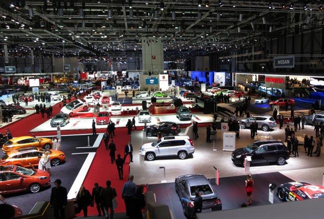 На Женевском автосалоне назван лучший автомобиль 2013 года