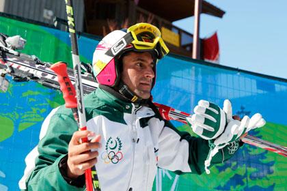 Пакистанский горнолыжник выступит на Олимпиаде в Сочи