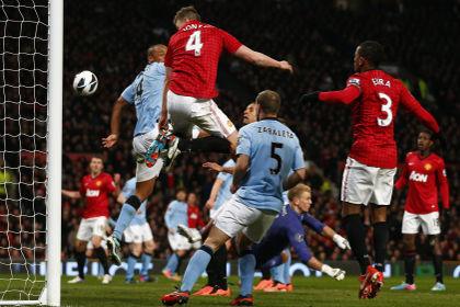 «Сити» обыграл «Юнайтед» в манчестерском дерби