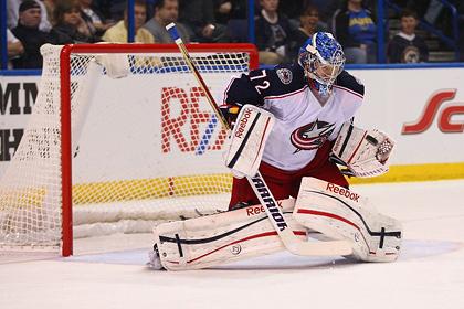 Россиянина назвали претендентом на звание лучшего вратаря НХЛ