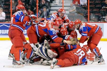 Российские хоккеистки заняли третье место на ЧМ-2013