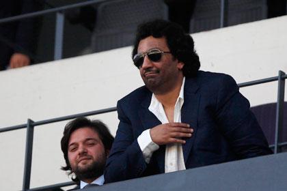 Владелец «Малаги» объяснил вылет из Лиги чемпионов расизмом