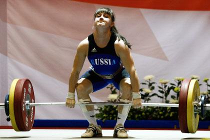 Российская штангистка выиграла серебро чемпионата Европы