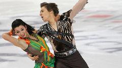 Монько и Халявин — третьи после короткого танца на командном ЧМ