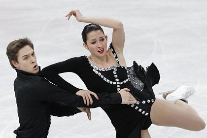 Россияне вошли в тройку после короткого танца на командном ЧМ