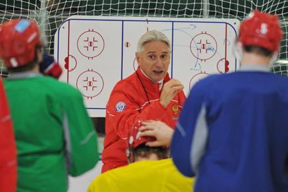 Билялетдинов усилил сборную России шестью игроками «Ак Барса»