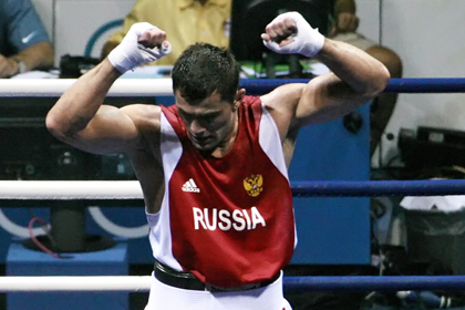 Российский победитель Игр-2008 проведет бой за звание чемпиона мира по боксу