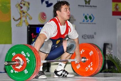 Россияне выиграли два золота на ЧЕ по тяжелой атлетике