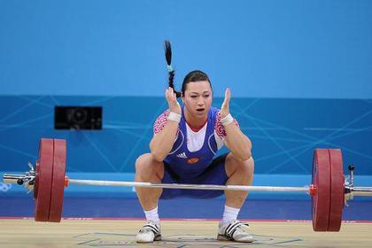 Россиянка завоевала золото на чемпионате Европы по тяжелой атлетике