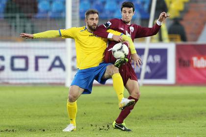 «Рубин» и «Ростов» сыграли вничью в матче премьер-лиги