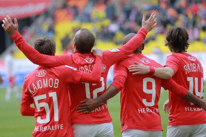«Спартак» и «Анжи» выиграли в 24-м туре премьер-лиги