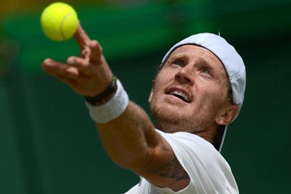 Российский теннисист поднялся на 23 позиции в рейтинге