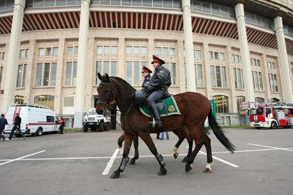 На ЧМ по легкой атлетике в Москве ужесточат меры безопасности