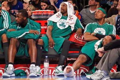В Бостоне отменили последний матч чемпионата НБА