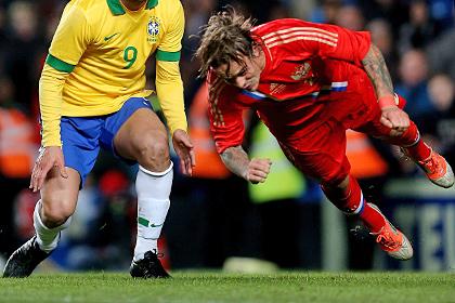 Футболист сборной России пропустит шесть месяцев