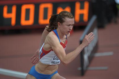 Российскую участницу Олимпиады-2012 дисквалифицировали за допинг