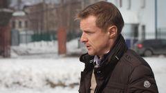 Малафеев не принимает участия в тренировке «Зенита»
