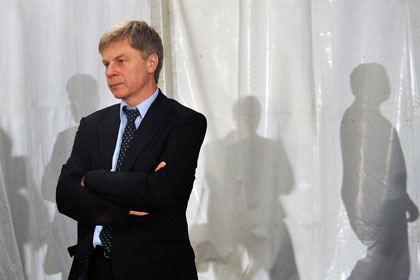 В СМИ утекла стенограмма закрытой встречи руководства РФС с агентами