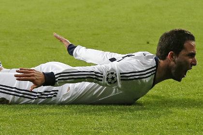 «Реал» разгромил «Галатасарай» в матче Лиги чемпионов