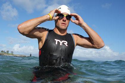 Лэнс Армстронг будет участвовать в соревнованиях по плаванию