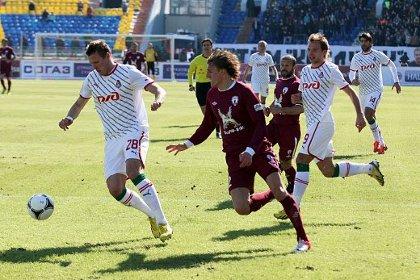 Натхо и Дядюн принесли «Рубину» победу над «Локомотивом»
