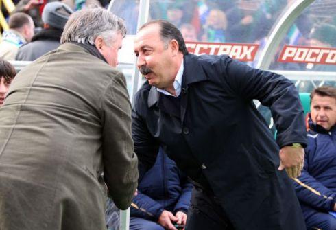 Интрига тура: Хиддинк против Газзаева