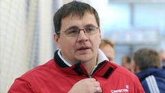 Андрей Назаров: «Покидаю «Северсталь» по личным причинам»