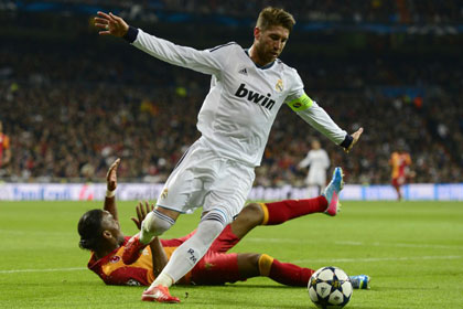 Футболистов «Реала» заподозрили в умышленном получении желтых карточек