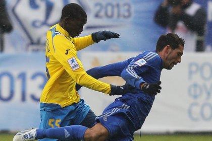 «Динамо» выиграло матч 22-го тура чемпионата России